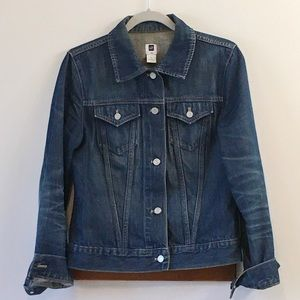 GAP Sz Medium Jean Jacket